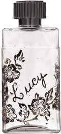 Movie/TV Memorabilia:Memorabilia, Lucille Ball's Personalized Bottle....