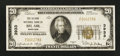 National Bank Notes:Maryland, Bel Air, MD - $20 1929 Ty. 1 The Second NB Ch. # 3933. ...