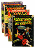 Golden Age (1938-1955):Science Fiction, Mystery in Space #1-4 Group (DC, 1951).... (Total: 4 Comic Books)