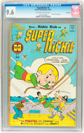Bronze Age (1970-1979):Cartoon Character, Superichie #5-7 CGC-Graded File Copy Group (Harvey, 1976-77) CGCNM+ 9.6.... (Total: 3 Comic Books)