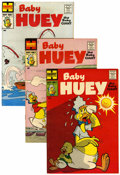 Golden Age (1938-1955):Funny Animal, Baby Huey, the Baby Giant File Copy Group (Harvey, 1958-60)Condition: VF.... (Total: 15 Comic Books)