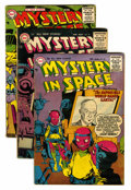 Golden Age (1938-1955):Science Fiction, Mystery in Space #30-40 Group (DC, 1956-57).... (Total: 11 ComicBooks)