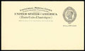 Stamps, (UX8) Philippines, Postal Card, 1903, 2¢ Liberty...