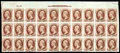 Stamps, (150P3) 1870, 10¢ brown, plate proof on India...