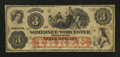 Obsoletes By State:Maryland, Salisbury, MD- Somerset and Worcester Savings Bank $3 Nov. 1, 1862 . ...