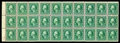 Stamps, (498f) 1917, 1¢ green...