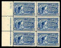 Stamps, (E6) Special Delivery, 1902, 10¢ ultramarine...