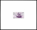 Stamps, (87-88) French Southern & Antarctic Territories, 1979, 1.40fr-4fr Exploration, deluxe proofs...