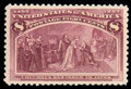 Stamps, (32) 1893, 8¢ Columbian...