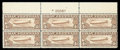 Stamps, (C14) Airmail, 1930, $1.30 Graf Zeppelin...