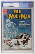 Silver Age (1956-1969):Horror, Movie Classics: The Wolfman (Dell, 1963) CGC NM- 9.2 Off-white towhite pages....