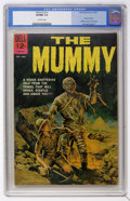 Silver Age (1956-1969):Horror, Movie Classics: The Mummy (Dell, 1962) CGC VF/NM 9.0 Off-whitepages....