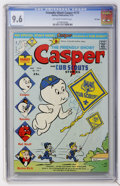Bronze Age (1970-1979):Cartoon Character, Friendly Ghost Casper #173 File Copy (Harvey, 1974) CGC NM+ 9.6Off-white to white pages....