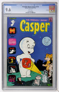 Bronze Age (1970-1979):Cartoon Character, Friendly Ghost Casper #170 File Copy (Harvey, 1973) CGC NM+ 9.6 White pages....