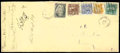 Stamps, (117) U.S. 1869, 12¢ green...