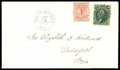 Stamps, British Columbia & Vancouver Island 1860, 2½d dull red, perf 14...