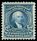 Stamps, (312) 1903, $2 dark blue...