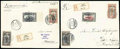 Stamps, Cameroons, 1915 (12 July) 1s on 1m to 5s on 5m...