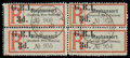 Stamps, New Britain, 1915, Stephansort Nos. 960-959/955-954...