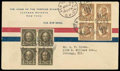 Stamps, (551, 576) 1925, ½¢ olive brown and 1½¢ yellow brown...