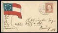 Stamps, (26) 1857, 3¢ dull red, type II...
