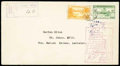 Stamps, Newfoundland, Airmail, 1933, 10¢ pale yellow...