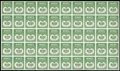 Stamps, (RE166, 167, 169, 171) Wine, 1942, $500, $600, $1,000 and $3000...