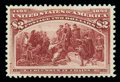 Stamps, (242) 1893, $2 Columbian...