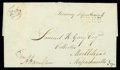 Stamps, 1791 (c.) (May 23) Philadelphia Pa. to Marblehead Mass....