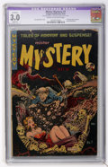 Golden Age (1938-1955):Horror, Mister Mystery #7 (Aragon Magazines, Inc., 1952) CGC Apparent GD/VG3.0 Slight (P) Cream to off-white pages....