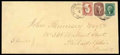 Stamps, (Sep. 4) Mineral Point Wis. to Philadelphia Pa....