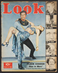 """Movie Posters:Miscellaneous, Look (Look Inc., 1938). Magazine (10.5"""" X 13.5"""", Multiple Pages). Miscellaneous.. ..."""
