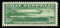 Stamps, (C13) Airmail, 1930, 65¢ Graf Zeppelin...