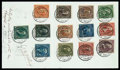 Stamps, (268, 272, 275a, 276-279, 279B, 280-284) Offices in China, 1895-98, 1¢-$5 (268, 272, 275a, 276-279, 279B, 280-284)...