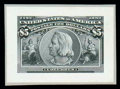 Stamps, (230P2-245P2) 1893 Columbian set complete, small die proofs...