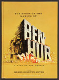 Movie Posters:Historical Drama, Ben-Hur (MGM, 1959). Hardcover Program (Multiple Pages, 8.25' X11.25). Historical Drama.. ...