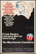 """Movie Posters:Thriller, The Manchurian Candidate (United Artists, 1962). Poster (40"""" X 60""""). Thriller.. ..."""