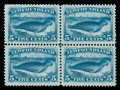 Stamps, (53) 1880, 5¢ pale blue...