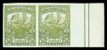 Stamps, (115a-126a) 1919 1¢ to 36¢ Caribou issue imperforate...