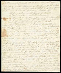 Stamps, Massachusetts Act of May 12, 1775 creating an Independent Postal System...