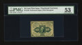 Fractional Currency:First Issue, Fr. 1240 10¢ First Issue PMG About Uncirculated 53.. ...