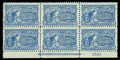 Stamps, (E10) Special Delivery, 1916, 10¢ pale ultramarine...