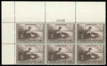 Stamps, (RW6) Hunting Permit, 1939, $1 Green-Winged Teals...