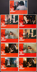 "Movie Posters:Mystery, The Drowning Pool (Warner Brothers, 1975). Lobby Cards (9) (11"" X14""). Mystery.. ... (Total: 9 Items)"