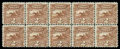 Stamps, (113) 1869, 2¢ brown...