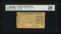 Colonial Notes:Maryland, Maryland April 10, 1774 $1/3 PMG Very Fine 20.. ...