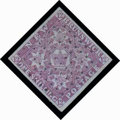 Stamps, (3) 1851, 1s bright red violet...