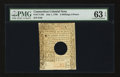 Colonial Notes:Connecticut, Connecticut July 1, 1780 2s 6d PMG Choice Uncirculated 63 EPQ.. ...