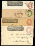 Stamps, Wells Fargo & Co. Express...