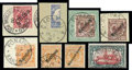 Stamps, German Colonies & Ofices Abroad...
